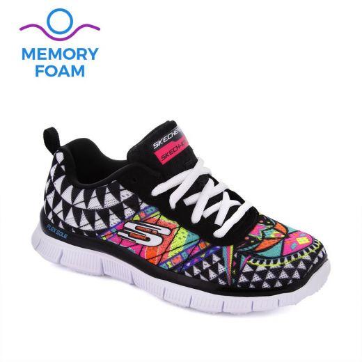 Pantofi Sport fete Skech Appeal Arrowhead