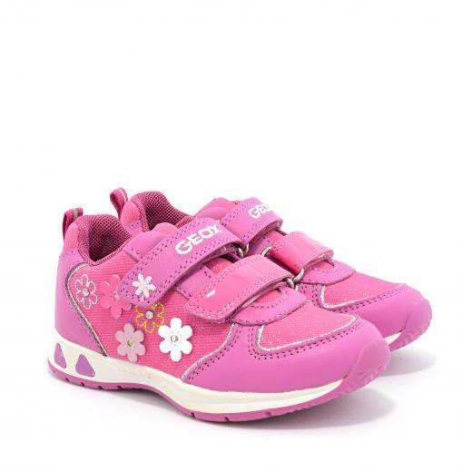 Pantofi sport fete Flick GA Fuchsia