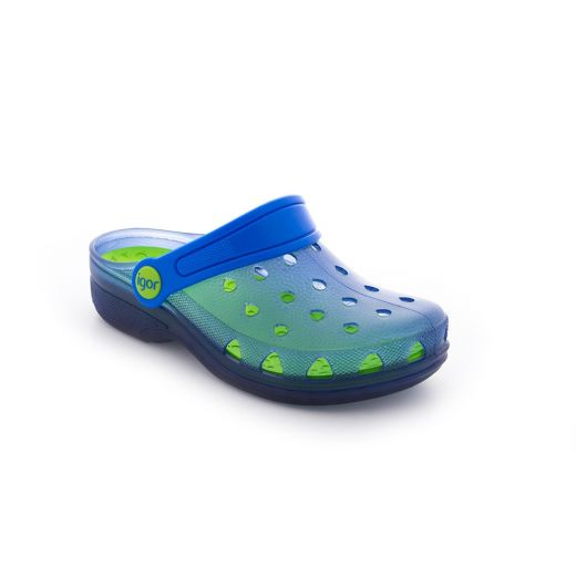 Sandale plaja baieti S10116 Poppy Azul