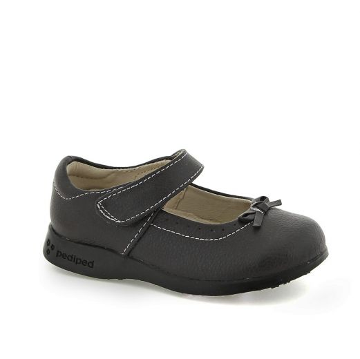 Pantofi fete Isabella Black
