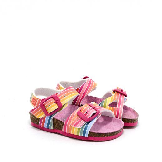 Sandale fete 182982A