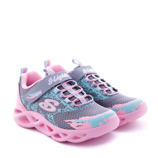 Pantofi Sport Fete Twisty Brights Pink