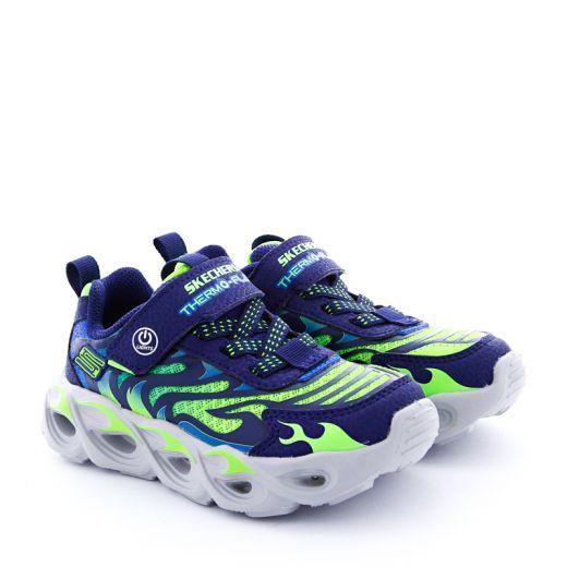 Pantofi Sport Baieti Thermo Flash Navy