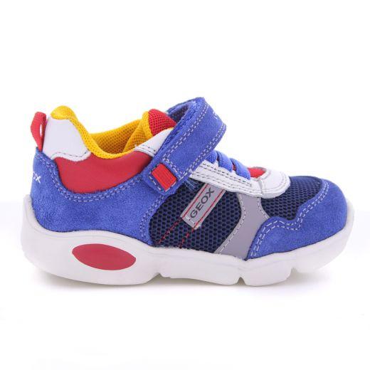 Pantofi sport Baieti Pillow B.A DK Royal Red