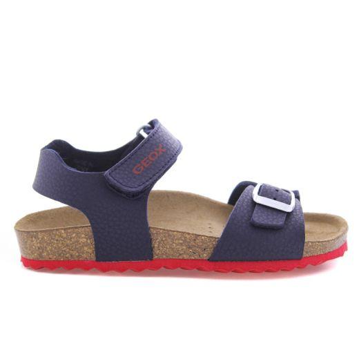 Sandale Baieti Ghita B.B Navy Red