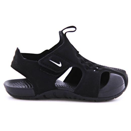 Nike Sandale plaja 943826 Sunray Protect 2 Black incaltaminte copii bigstep