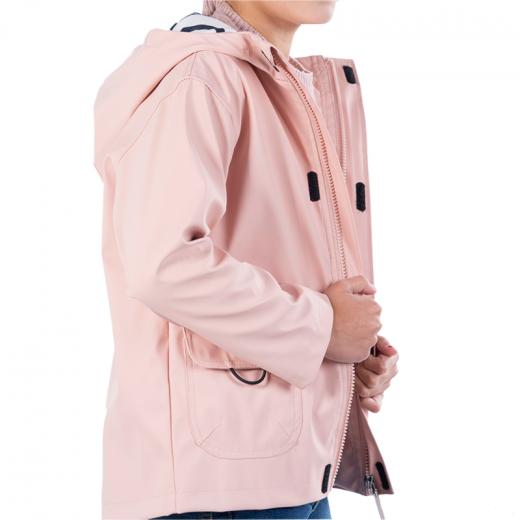 Jacheta de ploaie fete W10254 Euri Maquillaje