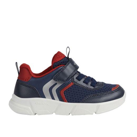 Pantofi sport baieti Aril BA Navy Red
