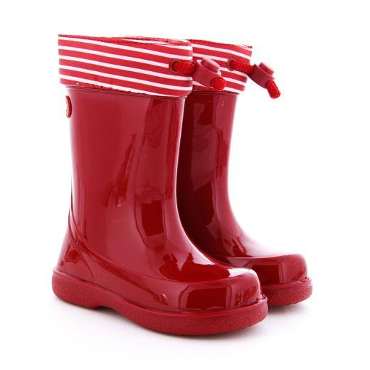 Cizme cauciuc fete W10105 Pipo Rojo