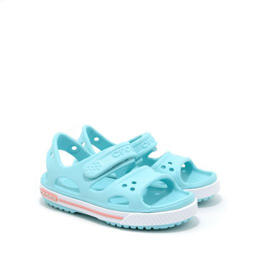 Sandale plaja Fete Crocband II Sandal PS Ice Blue