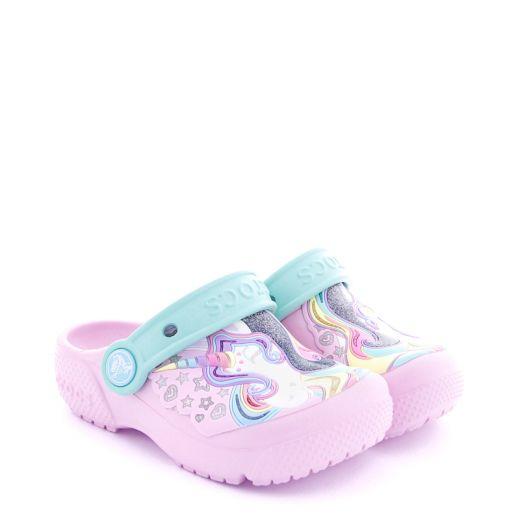 Sandale plaja fete Funlab Ballerina Pink