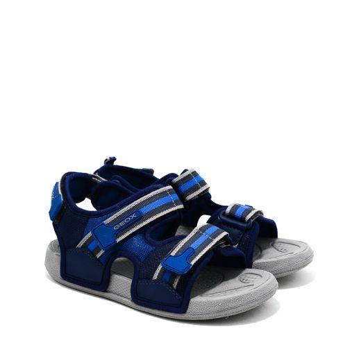 Sandale baieti Ultrak BA Navy Royal