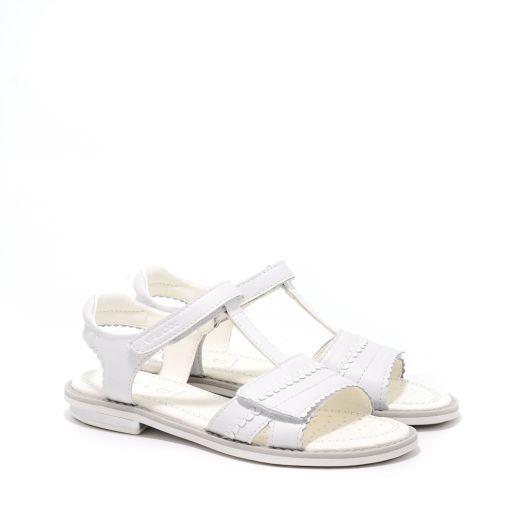 Sandale fete Giglio A S White