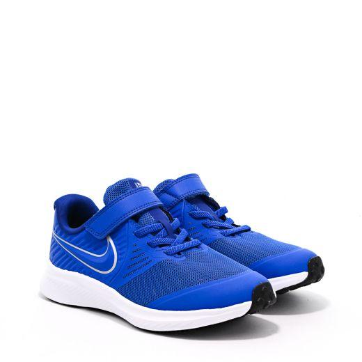 Pantofi Sport Baieti AT1801 Star Runner Blue Royal