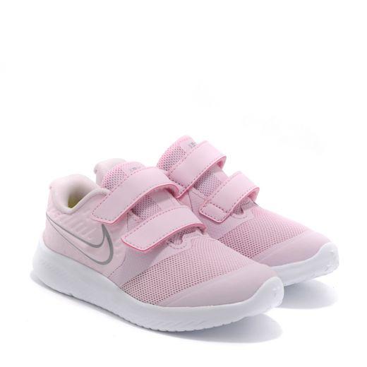 Pantofi Sport Fete AT1803 Star Runner Pink