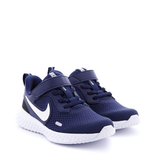Pantofi Sport Baieti BQ5672 Nike Revolution Navy
