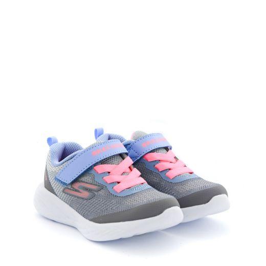 Pantofi Sport Fete Go Run 600 Dazzle Strides Gray Pink N