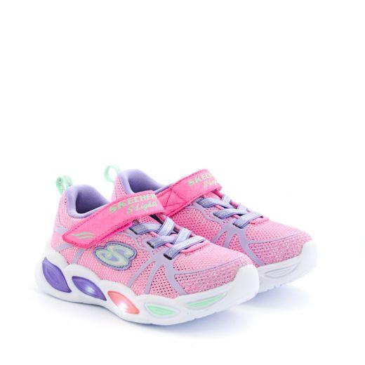Pantofi Sport Fete Shimmer Beams Sporty Glow Pink
