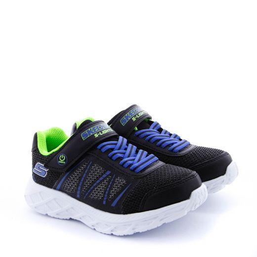 Pantofi Sport Baieti Dynamic Flash Black