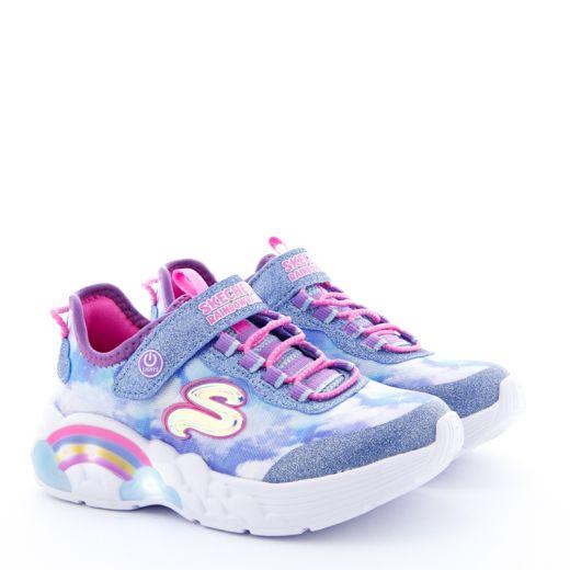 Pantofi Sport Fete Rainbow Racer Blue