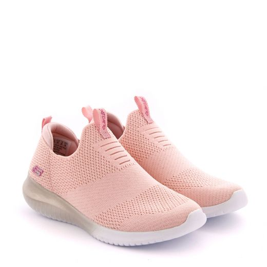 Pantofi Sport Fete Ultra Flex Metamorphic Pink and Gold