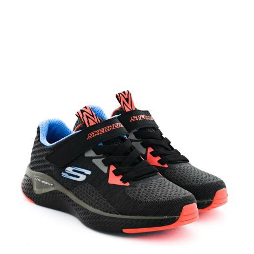 Pantofi Sport Baieti Solar Fuse Charcoal Black