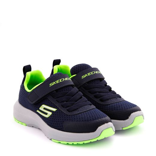 Pantofi Sport Baieti Dynamic Tread L Navy Lime