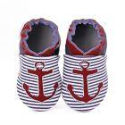 Pantofi bebelusi Anchor Baby Navy