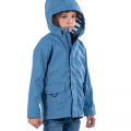 Jacheta de ploaie copii W10254 Euri Azul