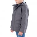 Jacheta de ploaie W10254 Euri Gris